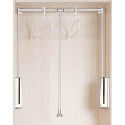 Fourwinds Aw1111 Wardrobe Lift Pull Down Closet Rod